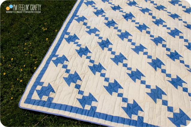 Quilts-VintageBlueCorner-ImFeelinCrafty
