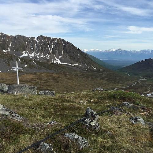 #ak #alaska #awesome #mountains #midnightsun #tundra #wilderness