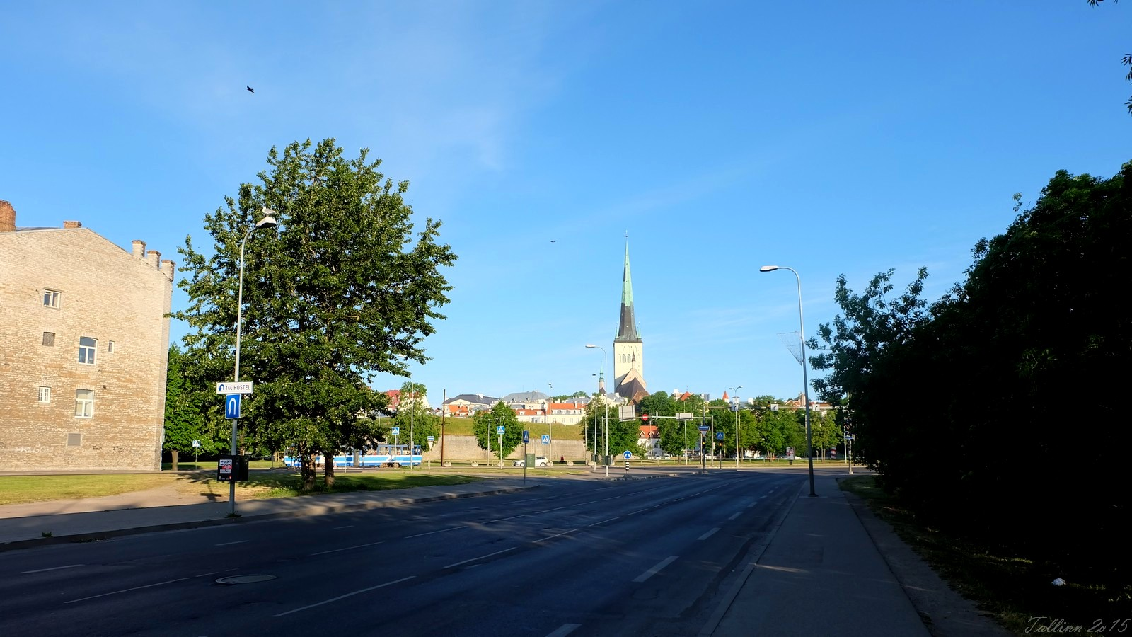VanaLinn, Tallinn, Estonia