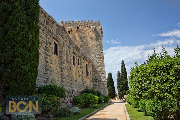 Murallas (Paseo Arqueológico), Tarragona