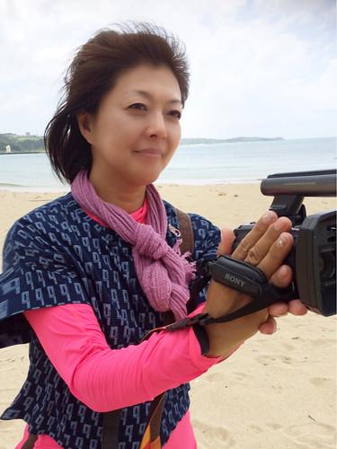 映画『戦場ぬ止み』三上智恵監督