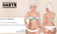 [Haste] Lolli Bikini @ Candy Fair