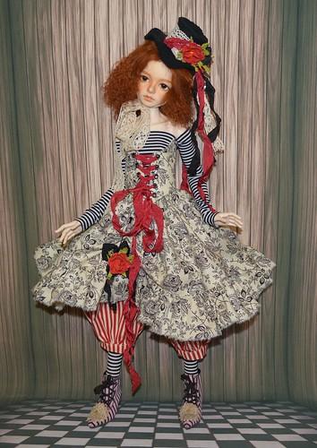Dollstown Elf Alina