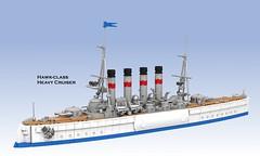 Hawk-class Heavy Cruiser