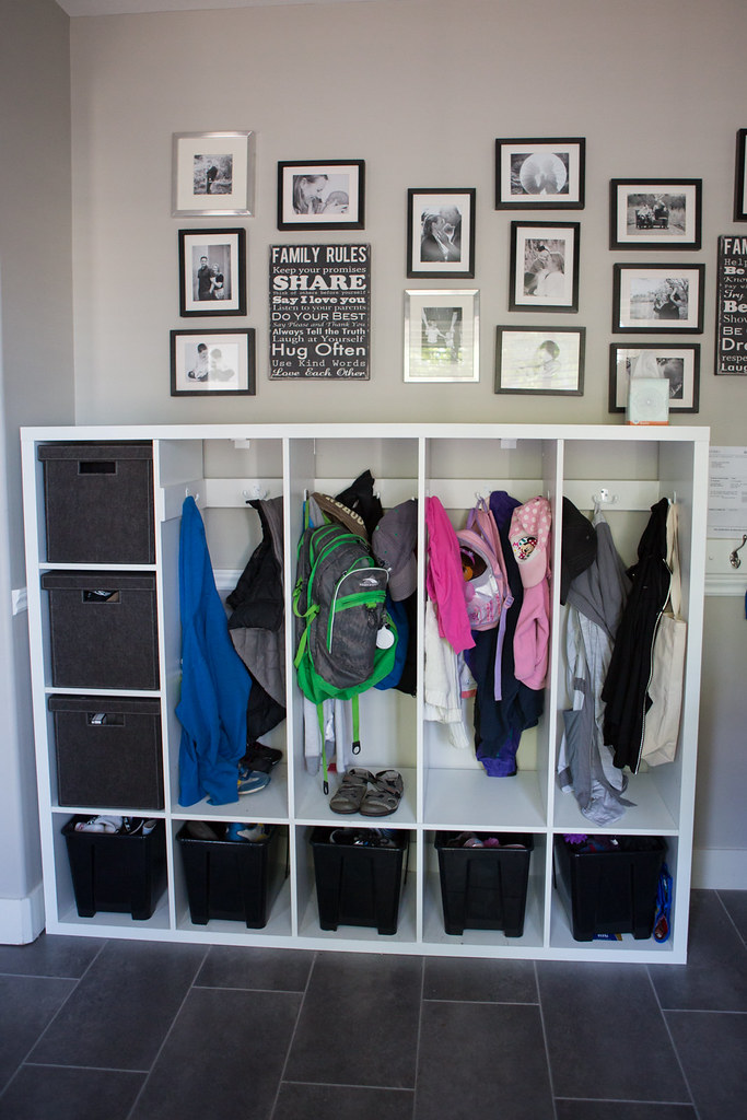 Ikea Hacks Beautiful Diy Lockers For Kids Urban Mommies