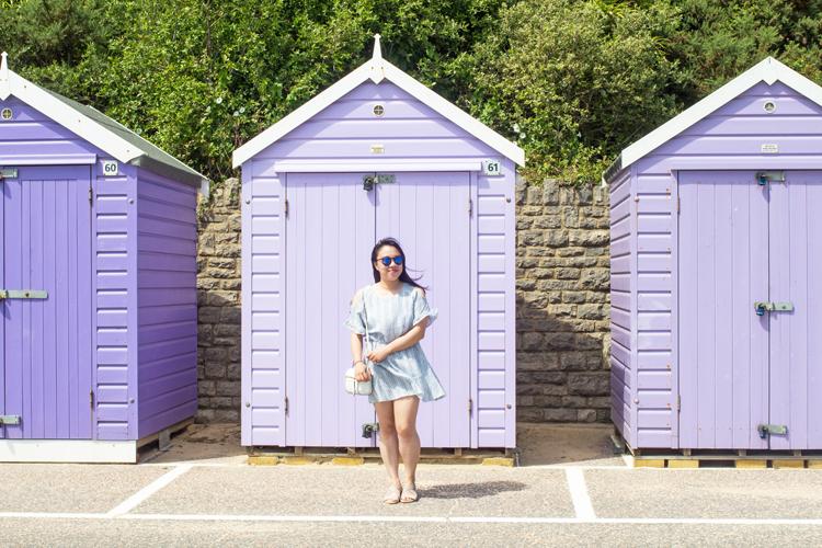 4. Lilac Beach Hut Winnie