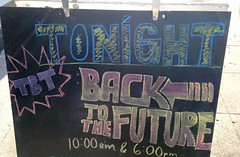 Back to the Future 30th Anniversary Screening