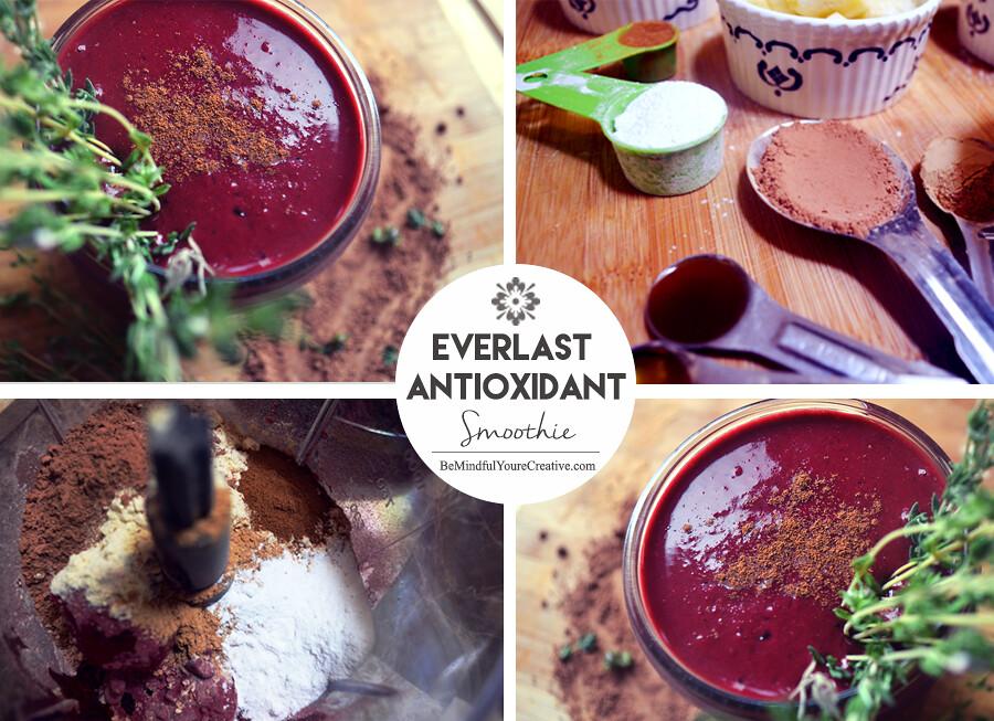Everlast Antioxidant Smoothie