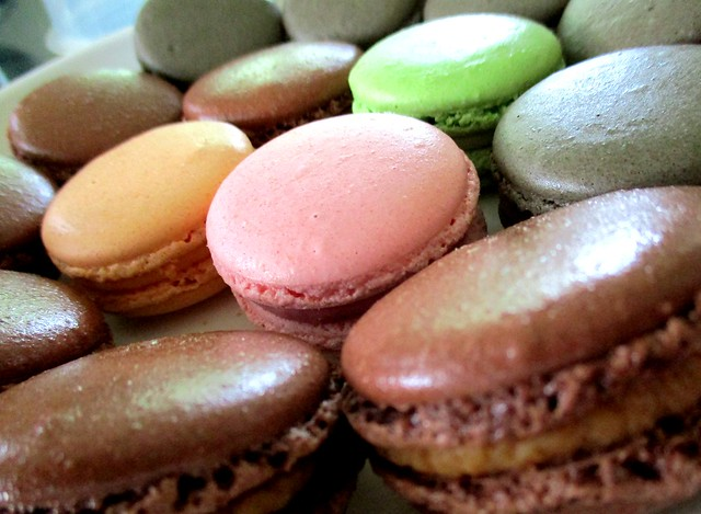 Noodle House macarons