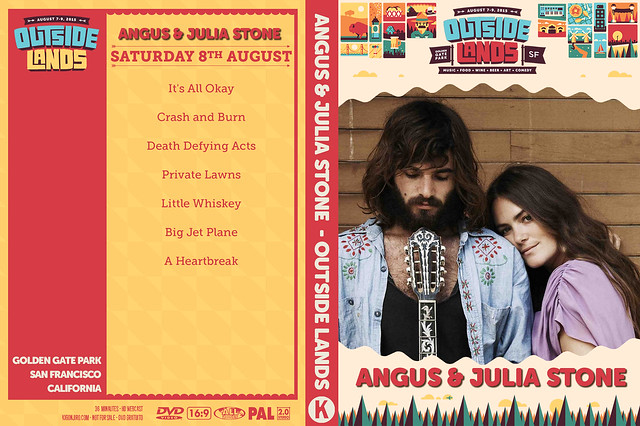 Angus & Julia Stone - Outside Lands 2015