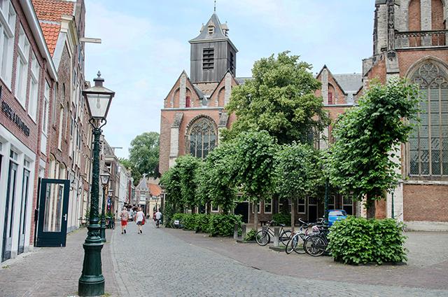 Old Leiden