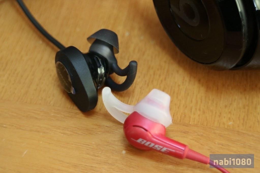 BOSE SoundSport Wireless headphones06