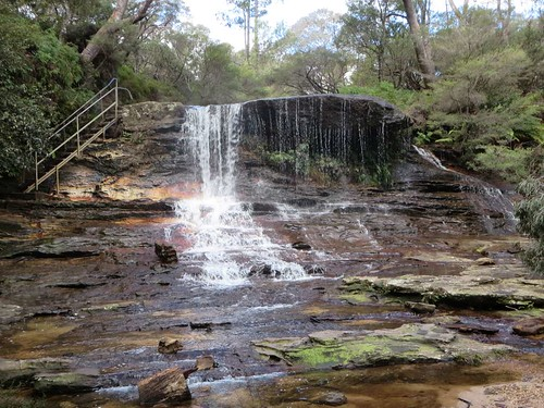Nice Waterfall Features Photos