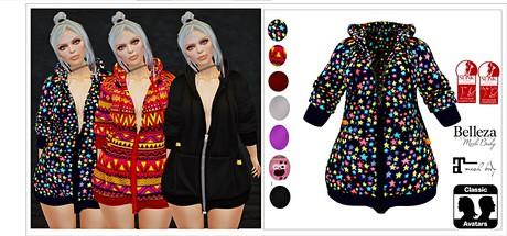 Cristal Outfit - SecondLifeHub.com
