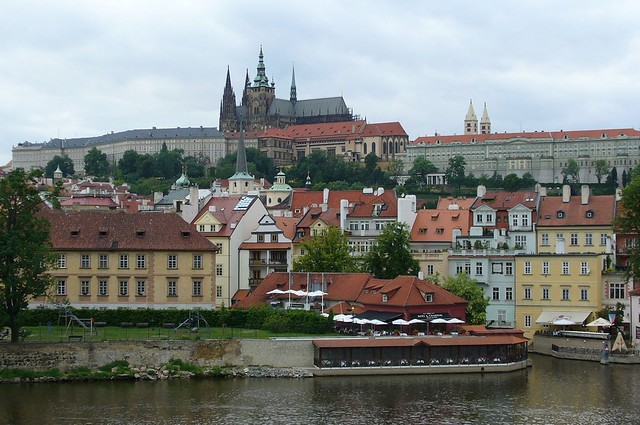Prague castle 1, Panasonic DMC-LZ3
