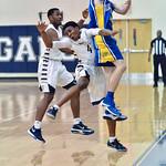 BHS JV Men's Basketball vs Lex 2-2-17 (KM)