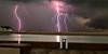Lightning Bolts, Lightning, seen from Darwin Waterfront Precinct