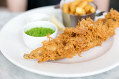 fish and chips, panko, fried food, fritter, food, dish, cuisine, fried chicken, fast food,