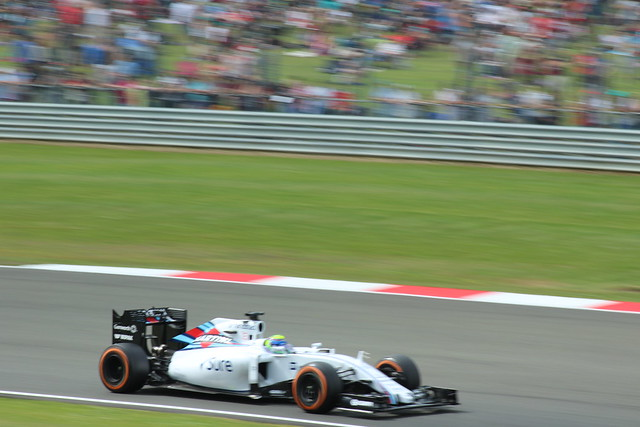 Silverstone Qualifying 2015