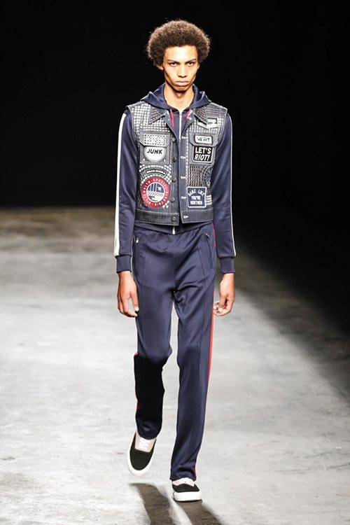 TOPMAN DESIGN SPRING/SUMMER 2016 LONDON