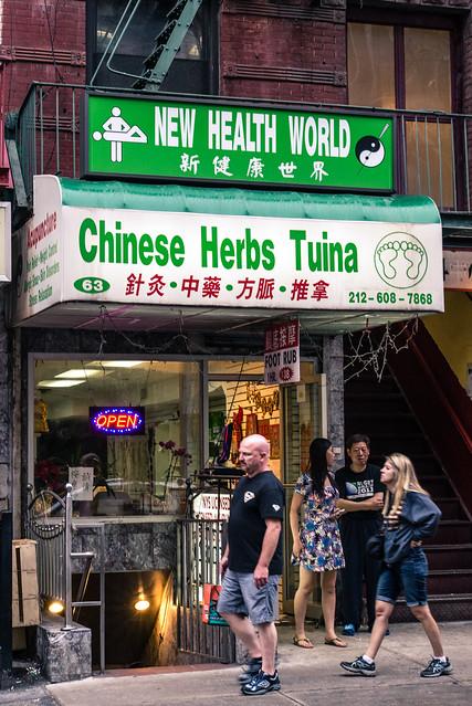 Chinese Herbs Tuina