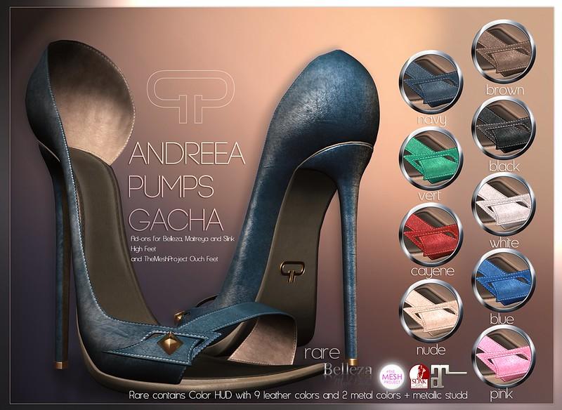 Pure Poison - Andreea Pumps Gacha - AD
