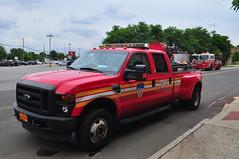 FDNY Brush Fire Unit 166