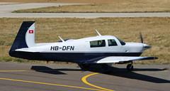 HB-DFN Mooney M20J on 30 July 2015