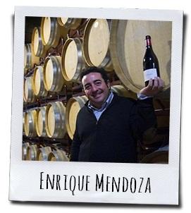 Enrique Mendoza runt samen met zijn twee zonen het familiebedrijf Bodegas Mendoza