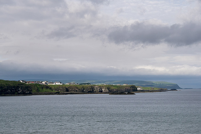 View from Portrush