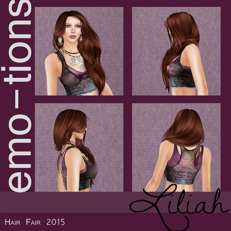Emo-tions at Hair Fair 2015