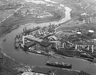 Shipyard of Sir James Laing & Sons, Sunderland