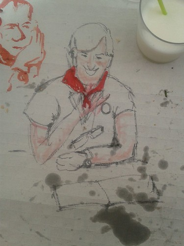 48th sketchcrawl, Iruña