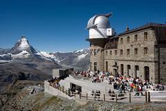Zermatt na vozíčku, Gornergrat ve Švýcarsku