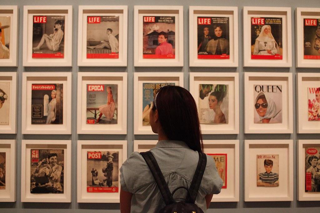 npg-london-audrey-hepburn-exhibition-gallery