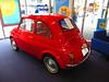 A red Fiat inside an SGIC branch!