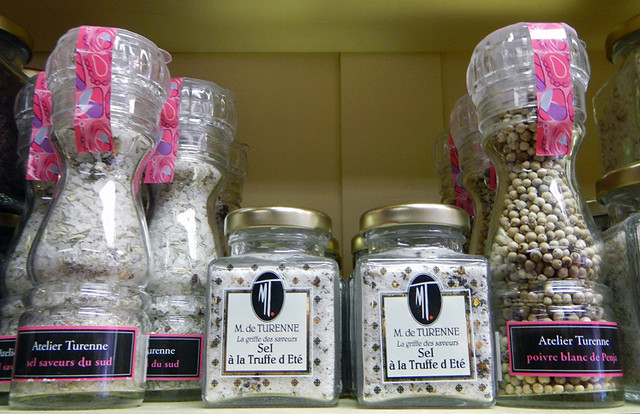 Some Normandy Tasty Treats from France: Salt & Pepper