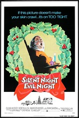 Silent Night, Evil Night (1974/Warner Brothers) 1 sheet