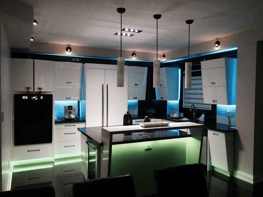 Kitchen Accent Lighting 5