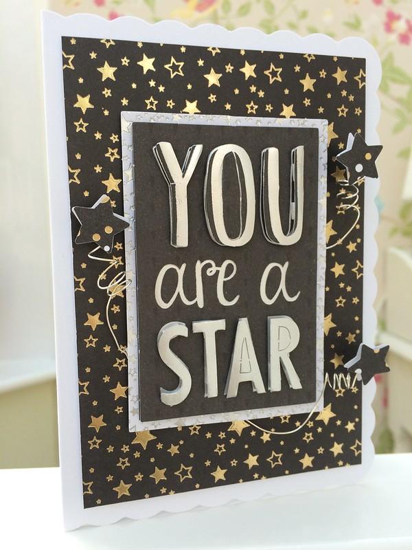 You're a Star card by StickerKitten