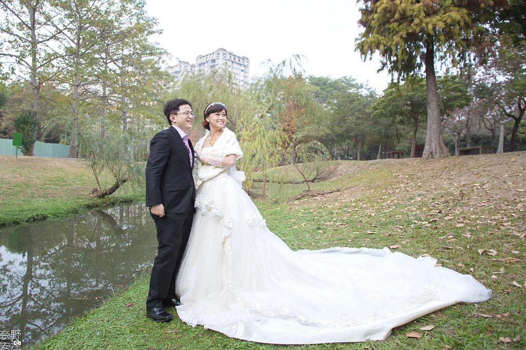 台南婚攝-繼中&佳芸-迎娶午宴 X 東東宴會式場-東嬿廳 (54)