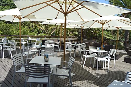 Strasse Park Café Lounge, Santa Cruz