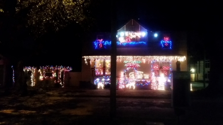 Christmas on Bayou Rd