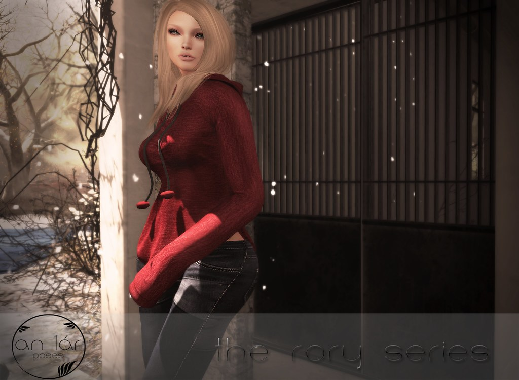 an lár [poses] The Rory Series - SecondLifeHub.com