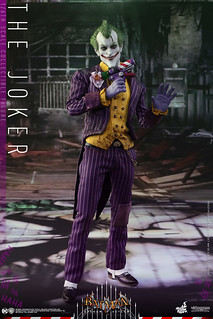 Hot Toys – VGM27 – 《蝙蝠俠:阿卡漢瘋人院》1/6 比例【小丑】Batman: Arkham Asylum The Joker