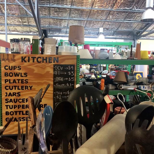 South Hobart Tip Shop