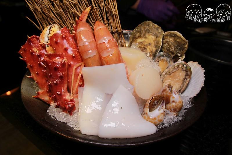 台中帝王蟹吃到飽3 062