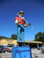 Muffler Man, Tampa Florida