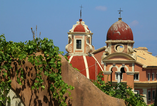 Happy Sunday! / The colours of Corfu