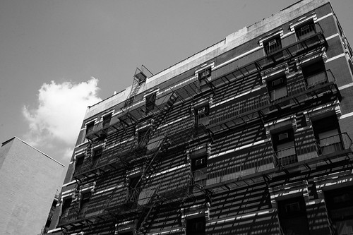 "Image titled ""Fire Escapes #6, NYC."""